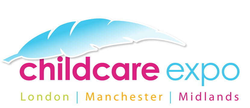 Childcare Expo logo - London Manchester Midlands