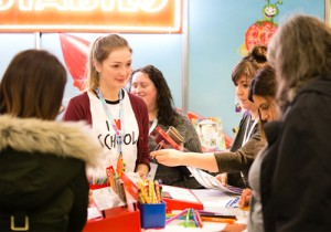 Leading early years event back up North