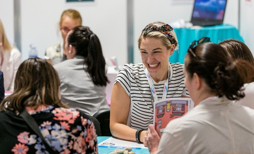 Many happy returns for Childcare Expo