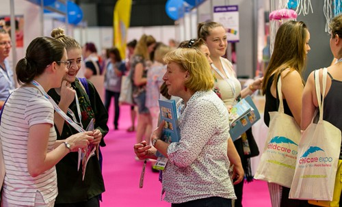 Childcare Expo - eighth show